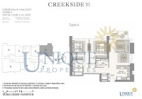 Creek Side 18 Unit 6 Level 2 to 16 and 18 to 33