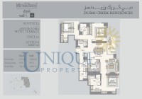 Dubai Creek Residence Unit 1 Levels 6 and 26