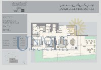 Dubai Creek Residence Unit 2 Level 3