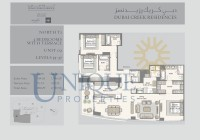 Dubai Creek Residence Unit 2 Levels 35 to 37