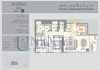 Dubai Creek Residence Unit 2 Levels 4 to 15 and 17 to 32
