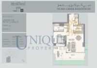 Dubai Creek Residence Unit 3 Level 3