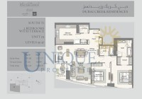 Dubai Creek Residence Unit 3 Levels 35 to 37