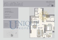 Dubai Creek Residence Unit 3 Levels 4 to 15 and 17 to 32