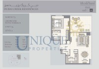 Dubai Creek Residence Unit 4 Level 3