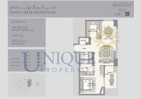 Dubai Creek Residence Unit 4 Levels 3 to 15 and 17 to 32