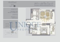 Dubai Creek Residence Unit 4 Levels 3 to 15 and 17 to 37