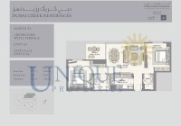 Dubai Creek Residence Unit 5 Levels 4 to 15 and 17 to 32
