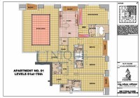 Elite Residence Unit 1 Levels 61 to 70