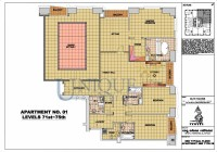 Elite Residence Unit 1 Levels 71 to 75