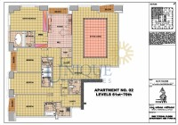 Elite Residence Unit 2 Levels 61 to 70