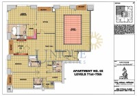 Elite Residence Unit 2 Levels 71 to 75