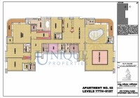 Elite Residence Unit 2 Levels 77 to 81