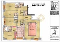 Elite Residence Unit 3 Levels 61 to 70