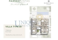 Fairway Vistas Villa Type B1