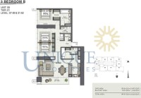 Forte Towers Unit 9 Levels 7 to 29 and 31 to 52