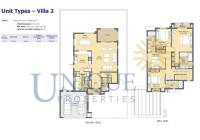La Quinta Unit Types Villa 2