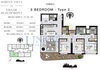 Marina Vista Unit 2 Levels 2 to 17 and Levels 20 to 35