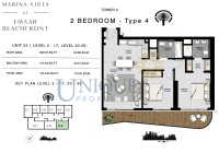 Marina Vista Unit 4 Levels 2 to 17 and Levels 20 to 35