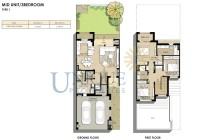 Naseem Townhouses Mid Unit Type 1