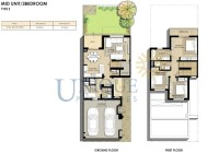 Naseem Townhouses Mid Unit Type 2