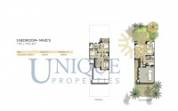 Noor Townhouses Type 1 Mid Unit