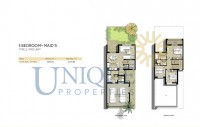 Noor Townhouses Type 2 Mid Unit