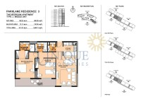 Park Lane Residence Unit 17 Levels 2 to 10 and Unit 18 Levels 11 to 12 and Unit 12 Level 14