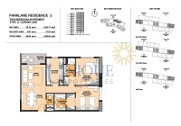 Park Lane Residence Unit 5 and 14 Levels 2 to 10 and Unit 6 and 14 Levels 11 to 12 and Unit 1 and 9 Level 14