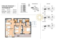 Park Lane Residence Unit 6 Levels 2 to 10 and unit 7 Levels 11 to 12 and Unit 2 Level 14