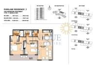 Park Lane Residence Unit 7 Levels 2 to 10 and Unit 8 Levels 11 to 12 and Unit 3 Level 14