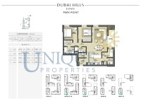 Park Point 2 Bedroom Block A