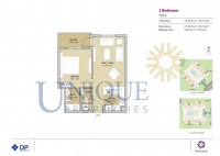 Remraam 1 Bedroom Type 4
