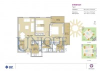 Remraam 2 Bedroom Type 1
