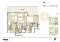 Remraam 2 Bedroom Type 3A