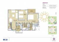 Remraam 2 Bedroom Type 3