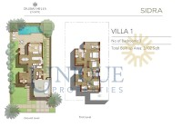 Sidra 1 and 2 3 Bedroom