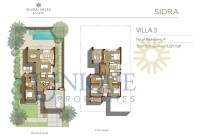 Sidra 1 and 2 4 Bedroom