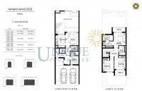 Spring Townhouses Three Bedroom Type 6