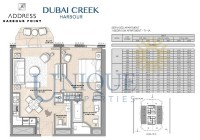 The Address Harbour Point 1 Bedroom T1 1A