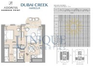 The Address Harbour Point 1 Bedroom T2 1A