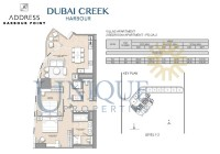 The Address Harbour Point 2 Bedroom PD 2A 2