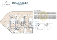 The Address Harbour Point 2 Bedroom PD 2C