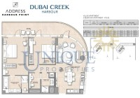 The Address Harbour Point 2 Bedroom PD 2E