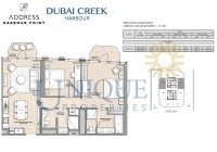 The Address Harbour Point 2 Bedroom T1 2B