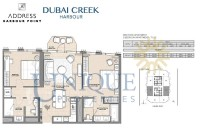 The Address Harbour Point 2 Bedroom T1 2C