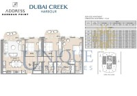 The Address Harbour Point 3 Bedroom T2 3A