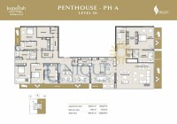 The Residences at Marina Gate PH A Level 56