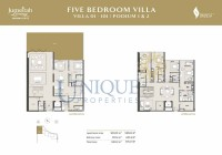 The Residences at Marina Gate Villa 01 to 101 Podium1 and 2